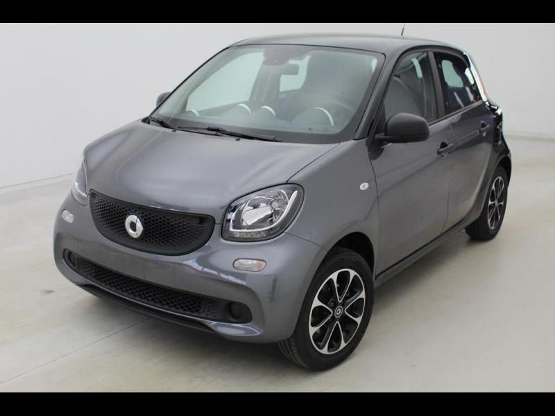 smart forfour smart forfour automaat pure benzine 6840 km. Black Bedroom Furniture Sets. Home Design Ideas